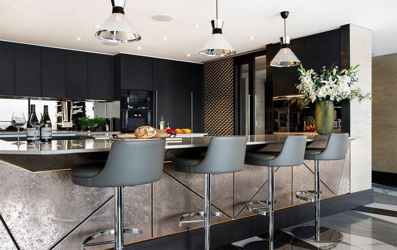 Central London Apartment by Rene Dekker Design   Kitchens   Pinterest