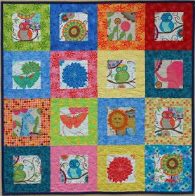 Sampaguita Quilts: A Circus Every Day