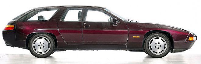 Carsthatnevermadeit — Porsche 928 Study H50 prototype 1987, a long...