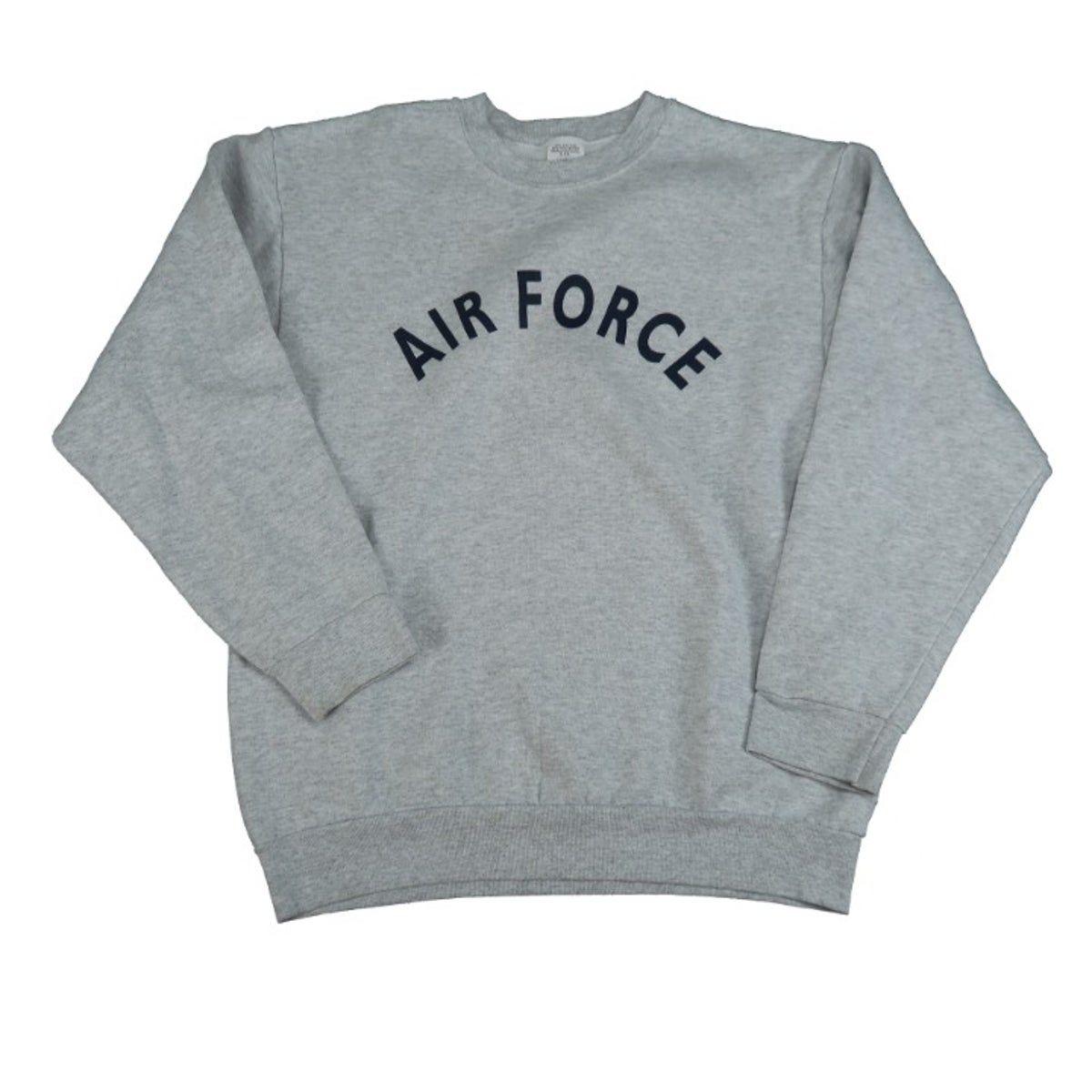 Vtg Us Air Force Usaf Sweatshirt S Air Force Sweatshirt Sweatshirts Us Air Force [ 1200 x 1200 Pixel ]