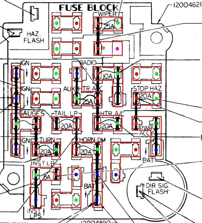 [TVPR_3874]  16+ 1979 Ford Truck Fuse Box Diagram - Truck Diagram - Wiringg.net in 2020  | Chevy trucks, 1979 ford truck, Trucks | 79 Ford Truck Fuse Box |  | Pinterest