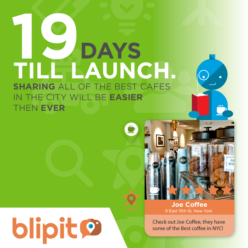 19 Days till Launch