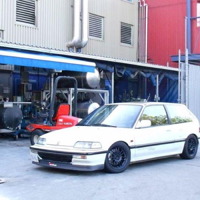Ef Civic Sedan: I Like The Paint On This Ef Hatch
