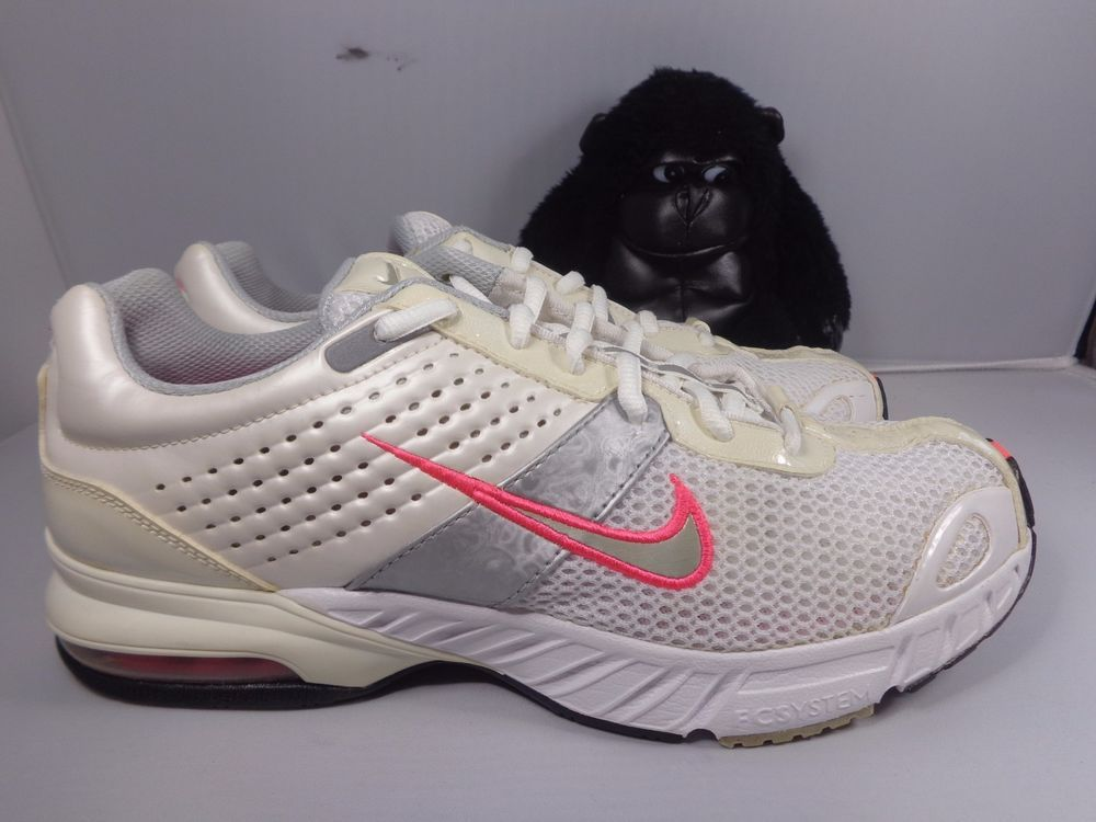 Womens Nike Air Running Cross Training shoes size 9.5 US 321520-103