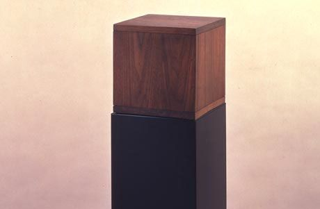 Box with the Sound of Its Own Making  - Robert Morris