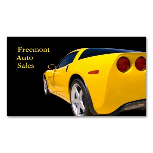 Used car dealer business card business cards and business used car dealer business card reheart Image collections