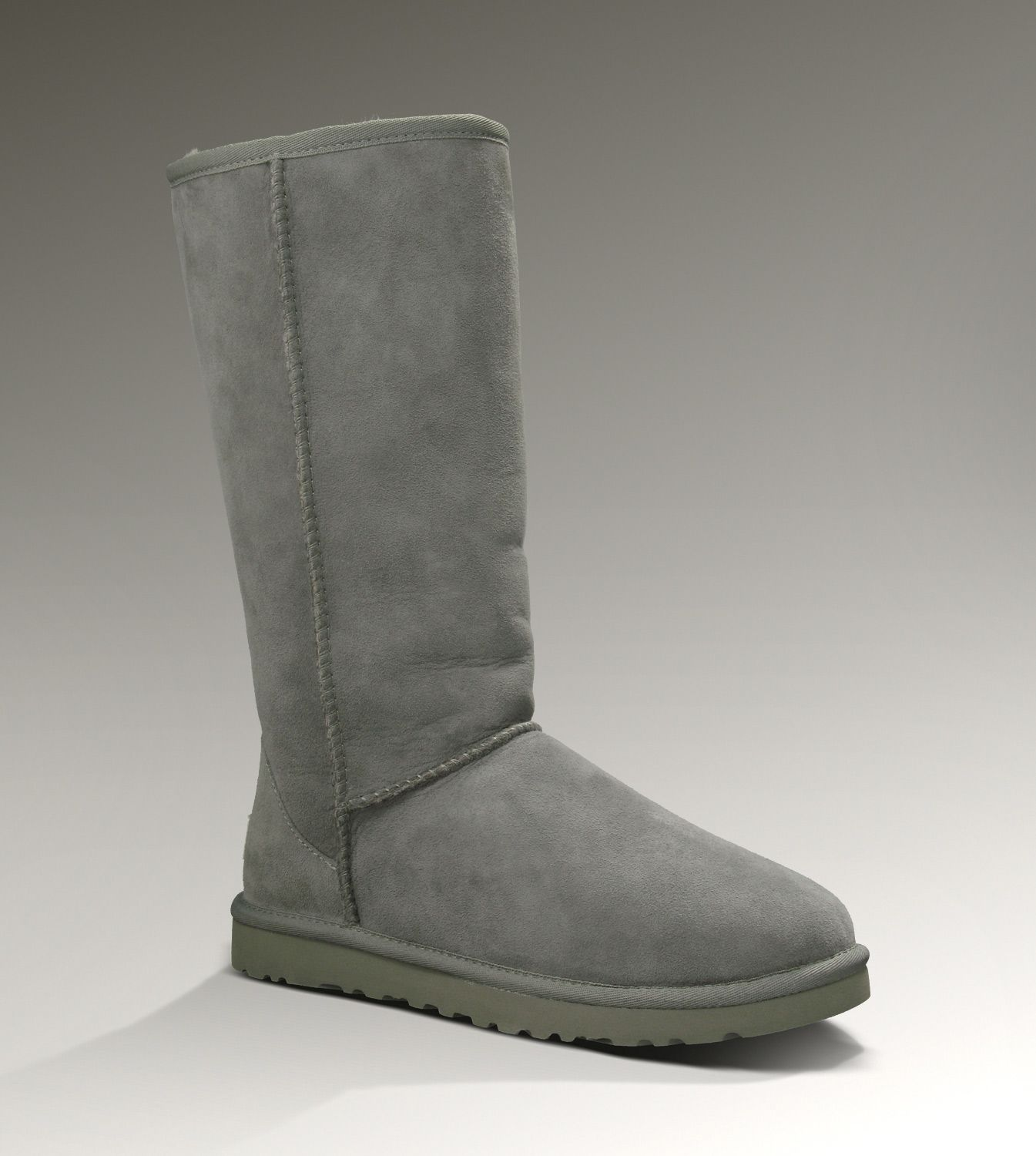UGG Womens Classic Tall Grey $118 : UGG Outlet, Cheap UGG Boots Outlet Online, 50%-70% Off!