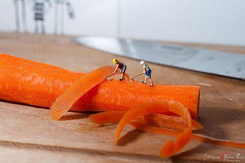 Mini carotte