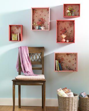 b cherregal aus weinkisten weinkisten pinterest regal regal bauen und weinkisten. Black Bedroom Furniture Sets. Home Design Ideas
