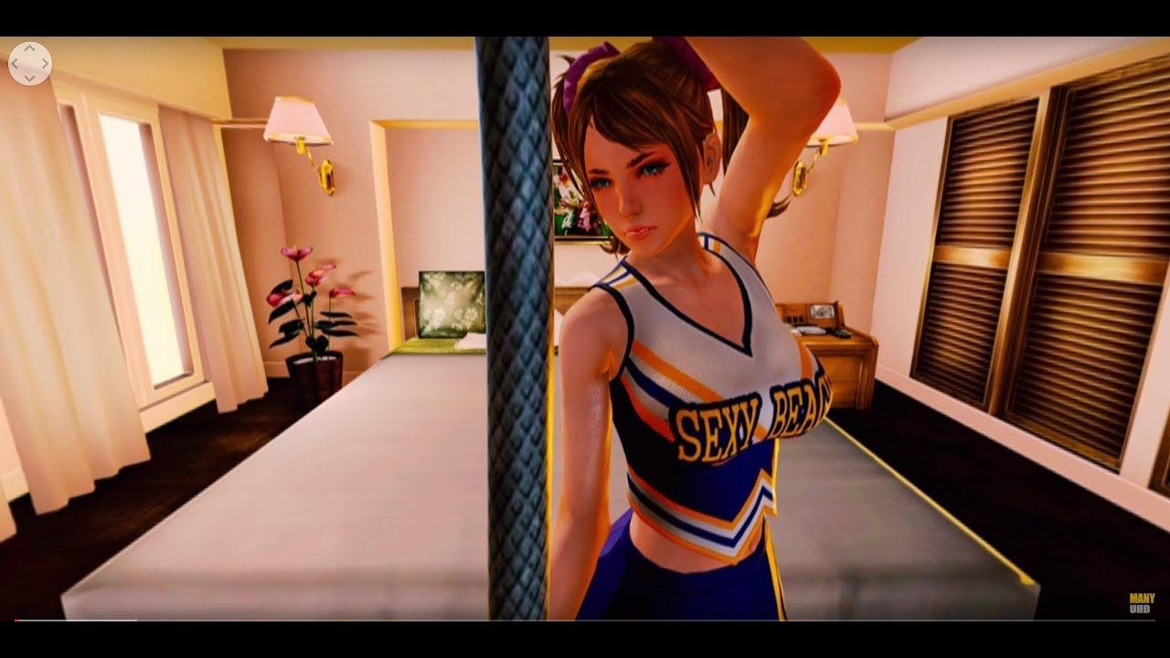 360 Degree Video VR Girl Pole Dance Juliet | Youtube, Pole dancing ...