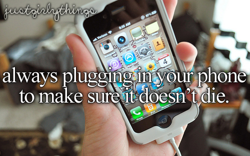 I totally do this..