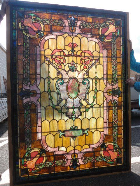 Glass · Antique Stained Glass Windows & Doors for Sale ... - Antique Stained Glass Windows & Doors For Sale In Pennsylvania