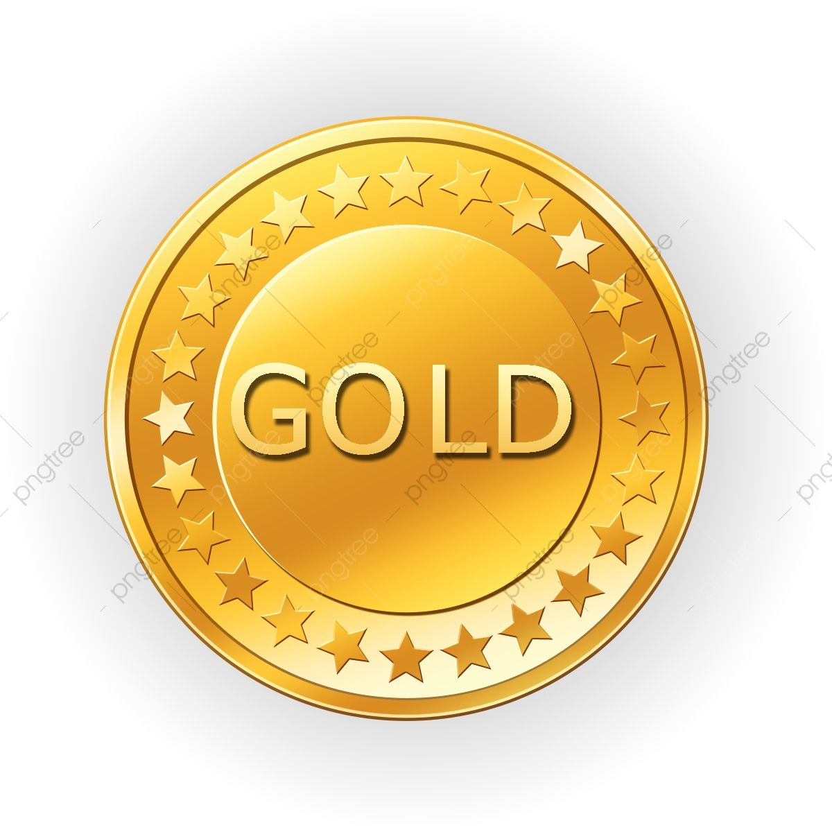 Gold Coin Gradient 2019 Png Transparent Clipart Image And Psd File For Free Download In 2021 Gold Coin Image Coin Logo Gold Coins