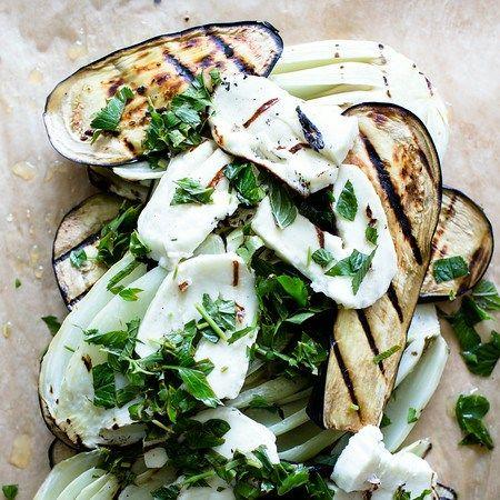 easy-eggplant-recipes_grilled-eggplant-mint-salad_sidewalkshoes
