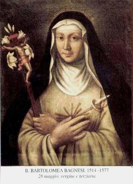 Bl Mary Bartholomew Bagnesi | Order of Preachers ...
