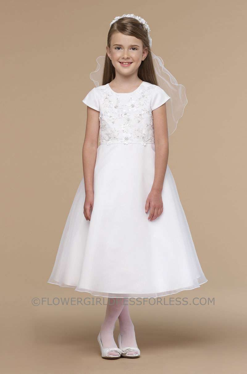 7e481ffeeed 20+ Us Angels Communion Dress Pictures and Ideas on STEM Education ...
