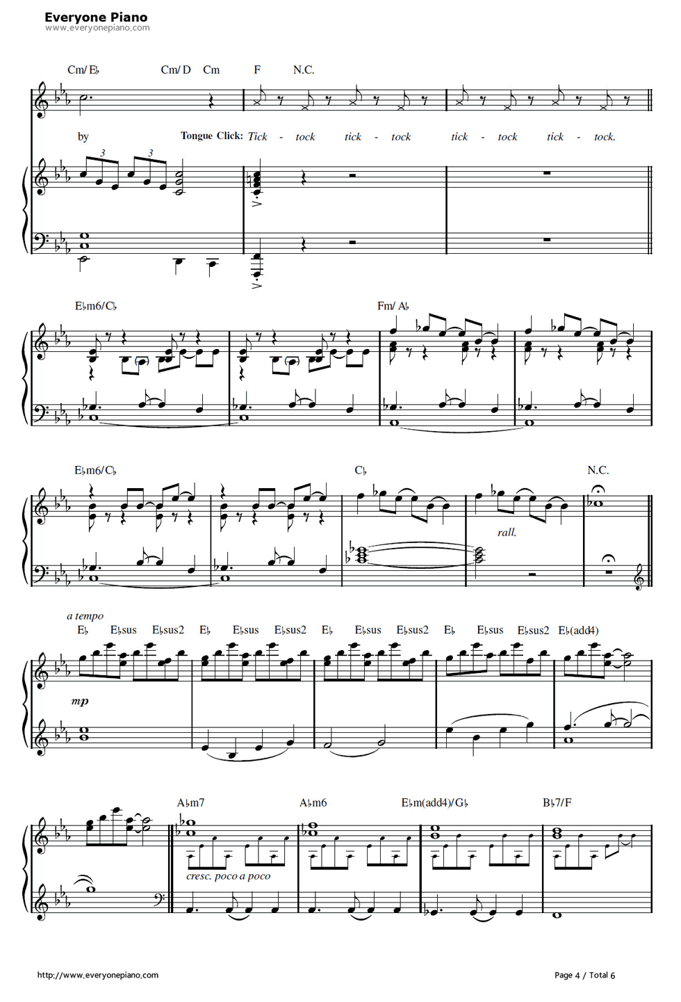 Free Do You Want to Build a Snowman-Frozen OST Sheet Music ...