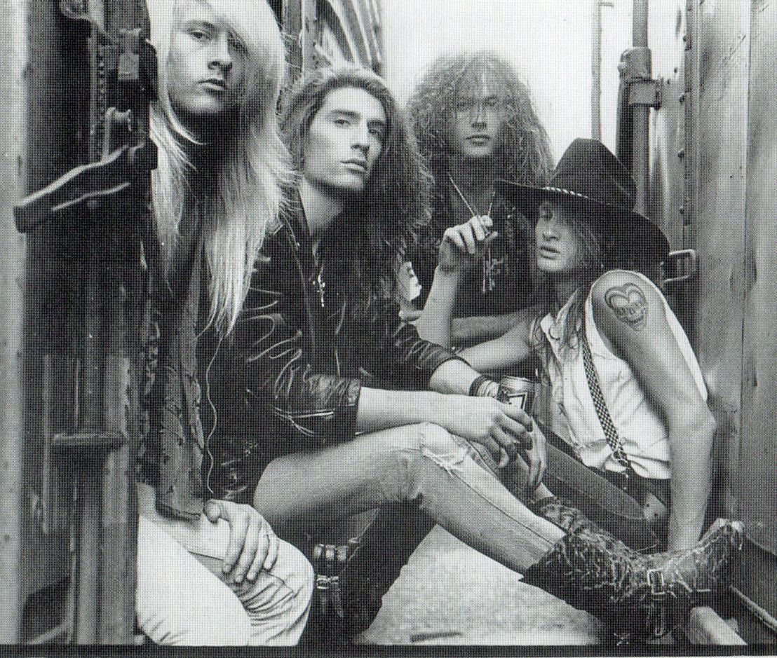 Alice in Chains, 1988 promo shot | Alice in chains albums, Alice in chains, Alice