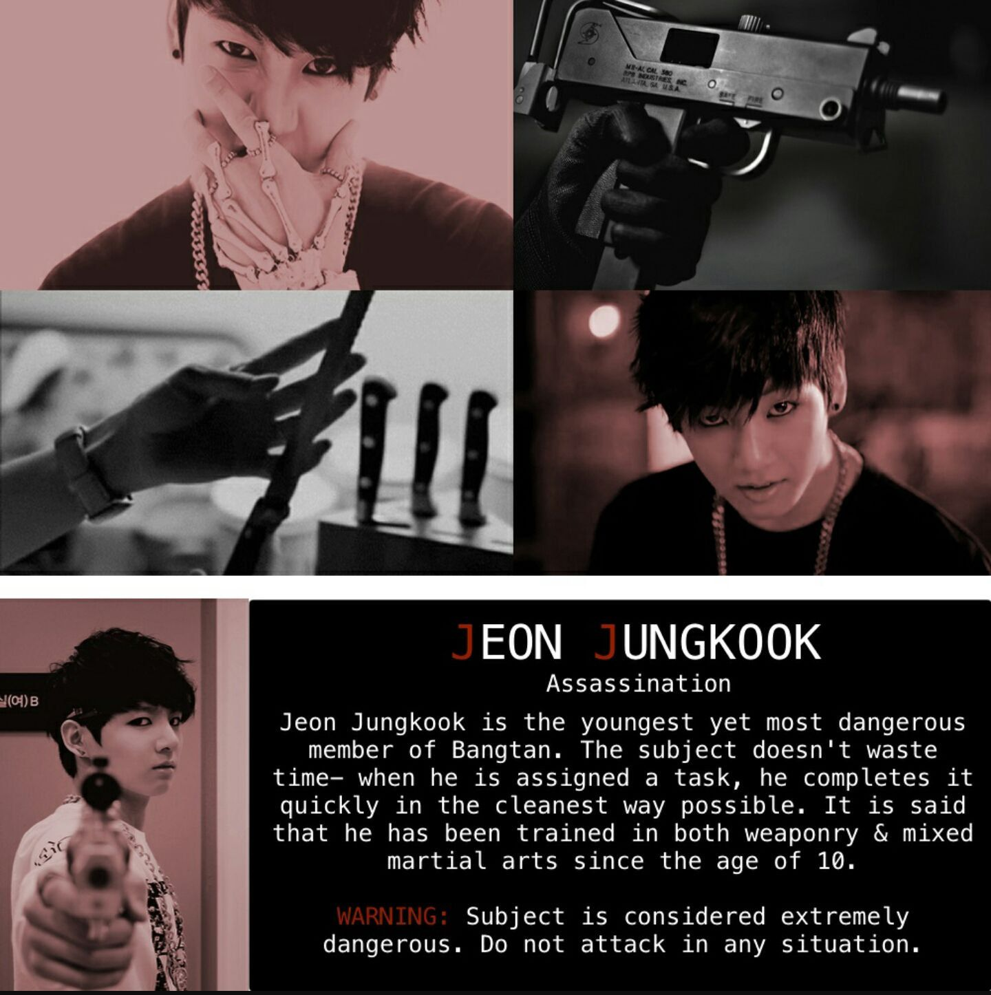 Kidnapped By The Gang (BTS fanfic) - Wrong Place, Wrong Time