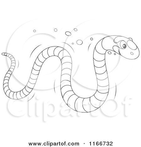 Coloring Page Of A Sea Serpent Google Search Halloween Speech