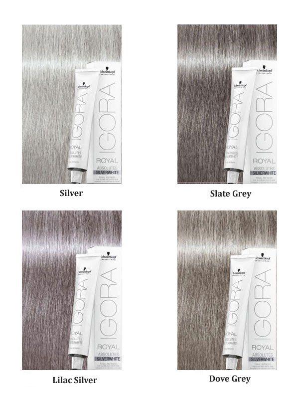 Scwarzkopf Igora Silver White Haj Pinterest Hair