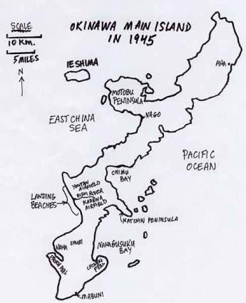 Awesome Hacksaw Ridge Okinawa Map   Google Search