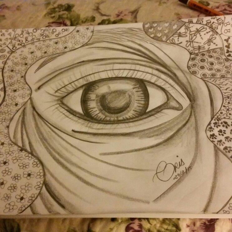 Olho doedo