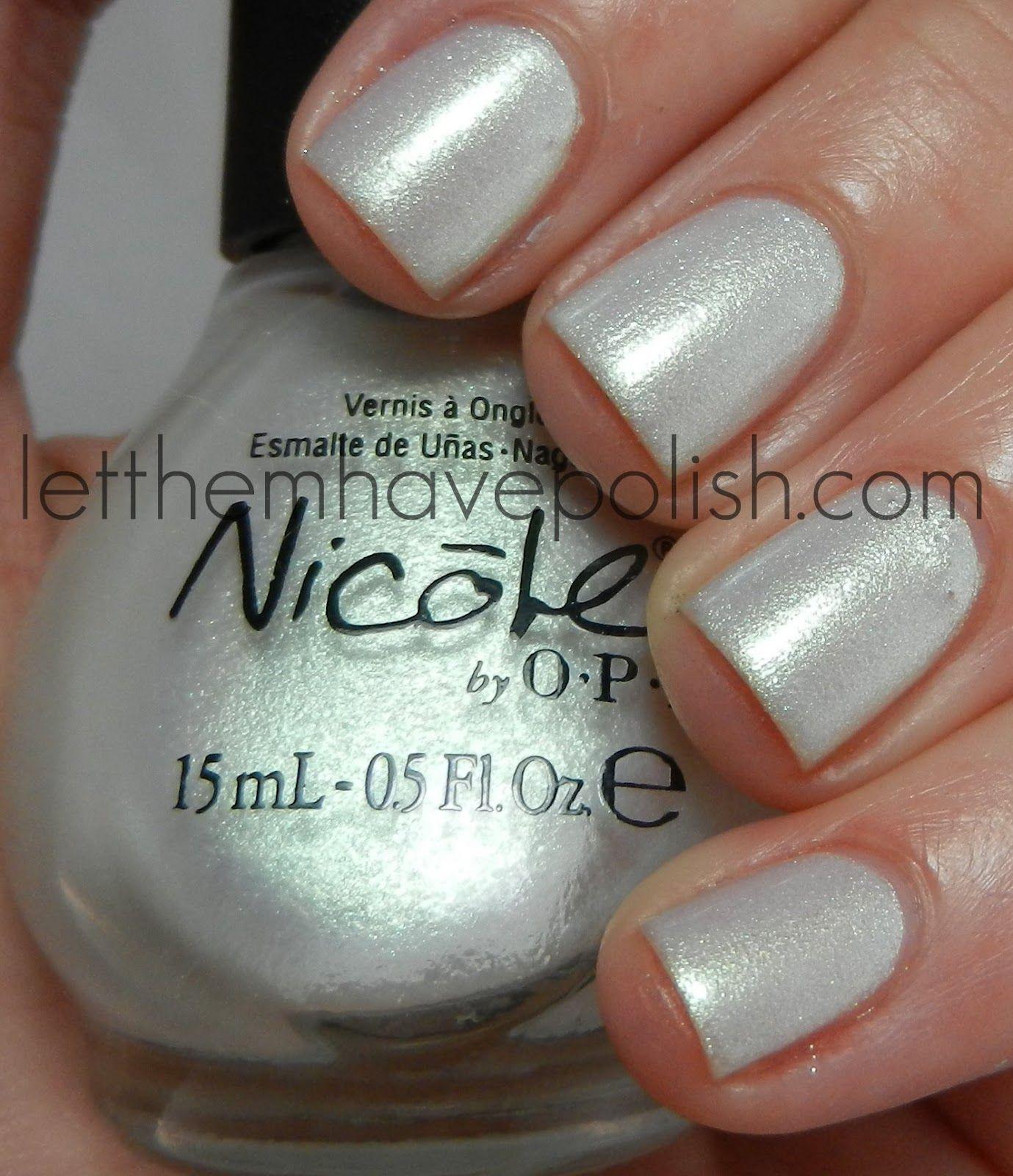 Nicole by O.P.I Kardashian Kolors - Lights, Kim-era Action! | Nail ...