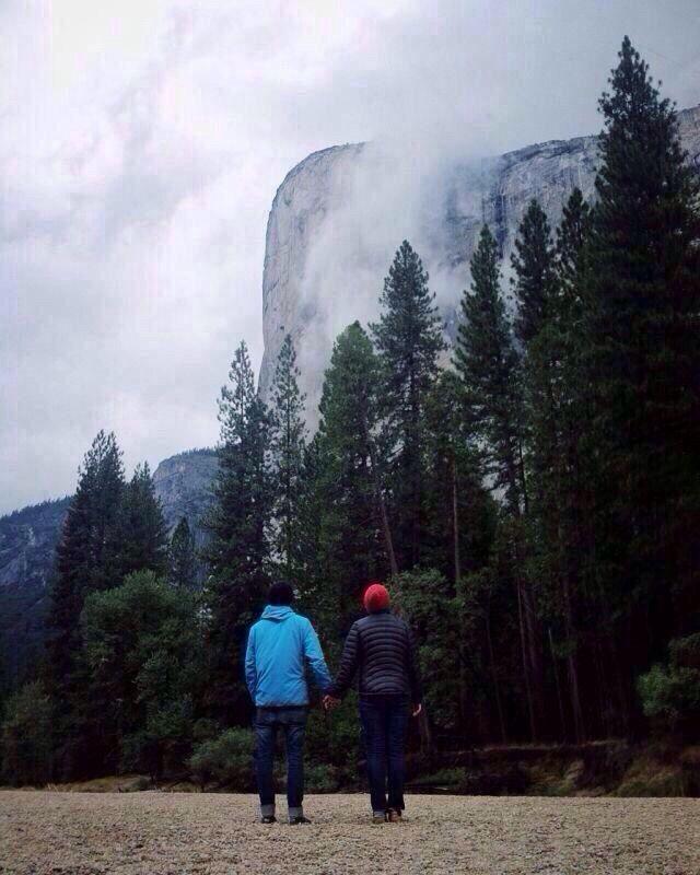 Take me here to Yosemite