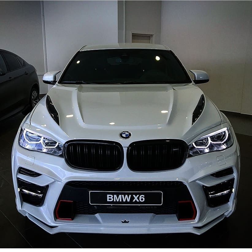 Bmw X6 Rs