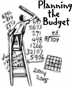 How To Make A Budget In 3 Easy Steps -