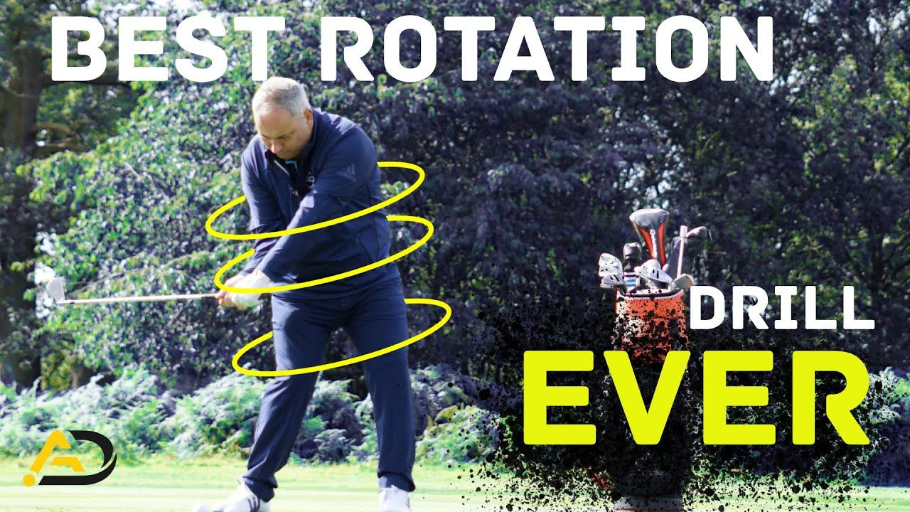 Golf The Best Rotation Drill Ever YouTube in 2020