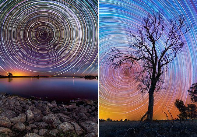 Fantásticas fotografias mostram estrelas como você nunca viu antes