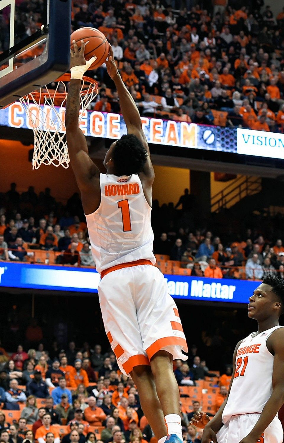 What channel is Syracuse basketballFlorida State on? TV