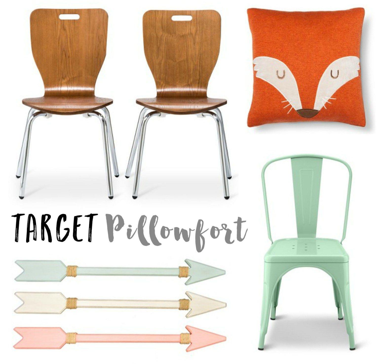 Target's New Children's Home Decor Pillowfort