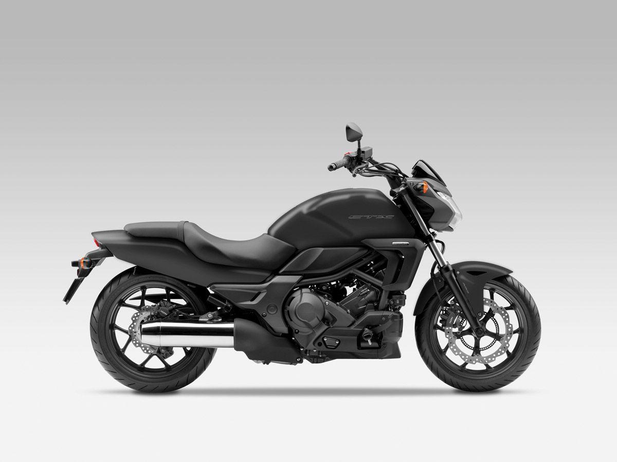 Honda CTX700N DCT ABS Galerij Motoren/ Motorcylces