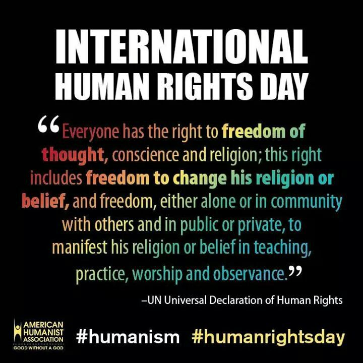 International Human Rights Day Human Rights Day Beliefs Human Rights