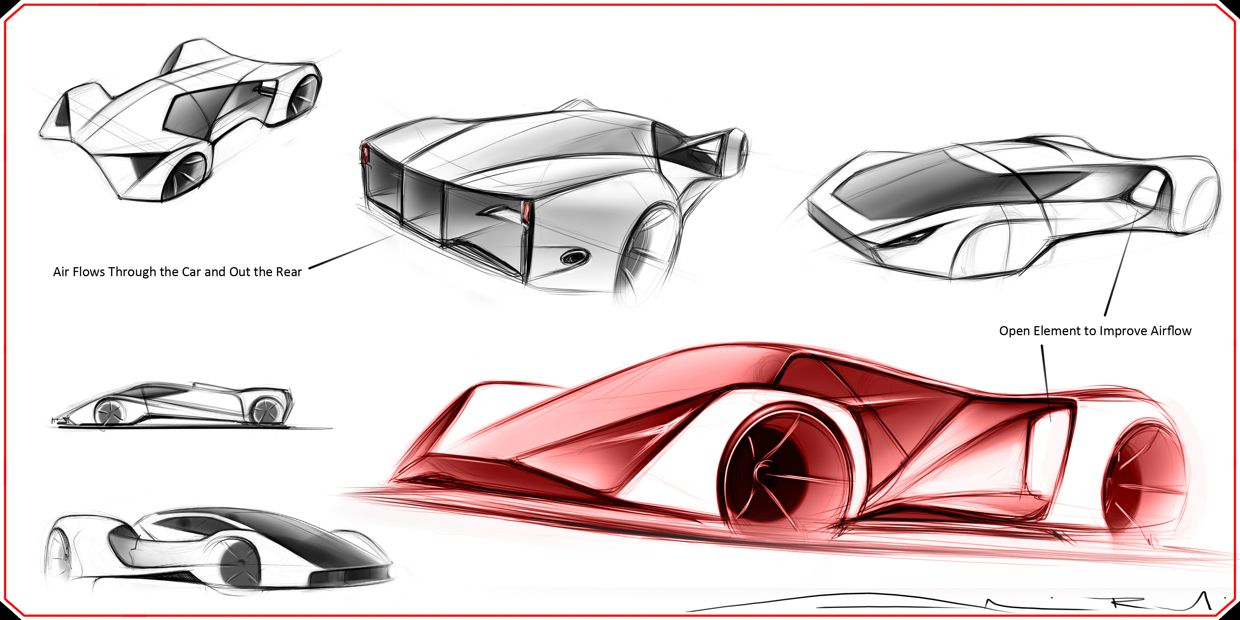 F80 Thesis Concept