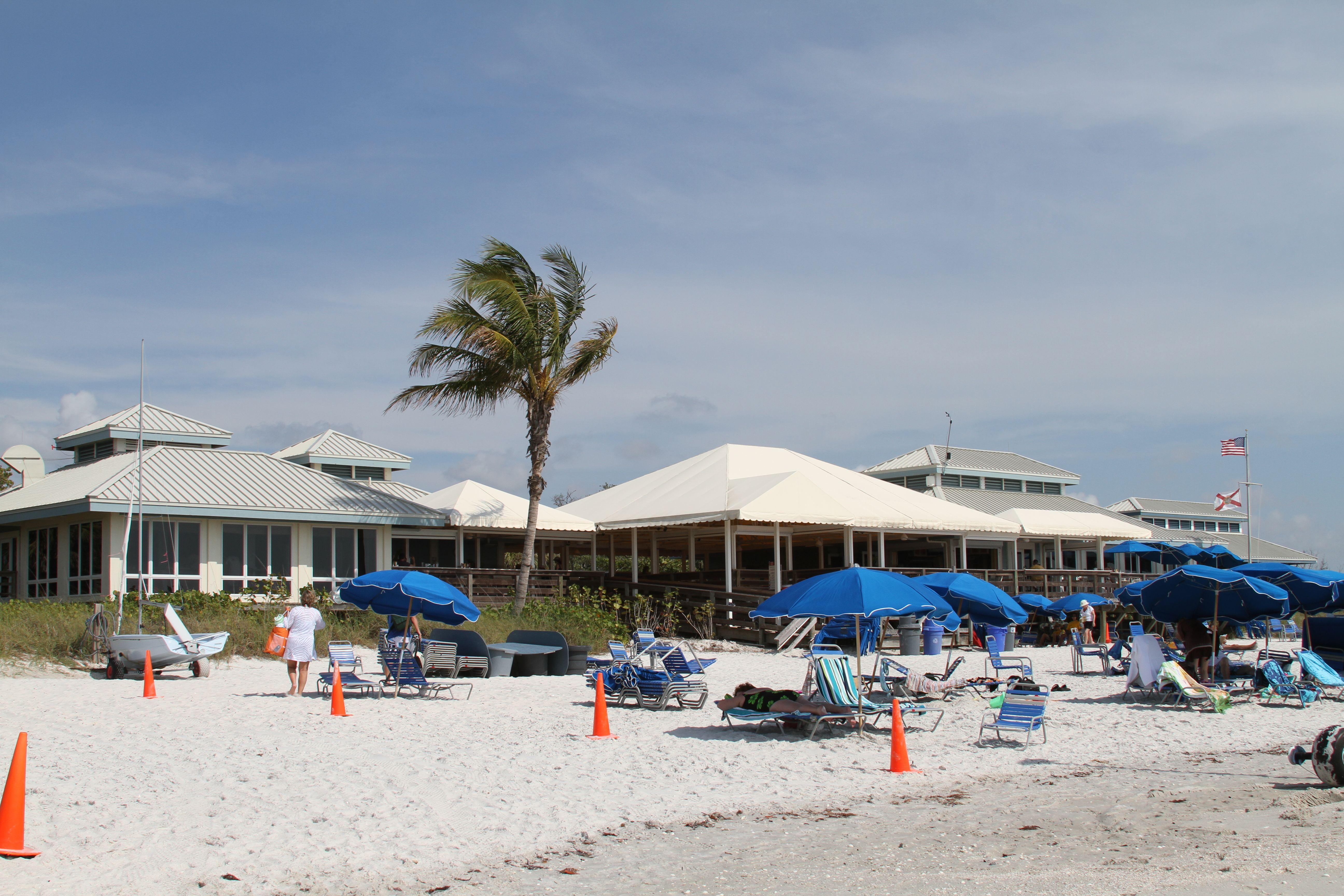 Pelican Bay Beach Club Naples Florida