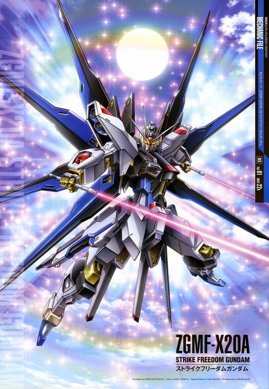 Gundam Guy Mobile Suit Gundam Mechanic File High Quality Image Gallery Part 17 Gundam Seed Gundam Gundam Mobile Suit