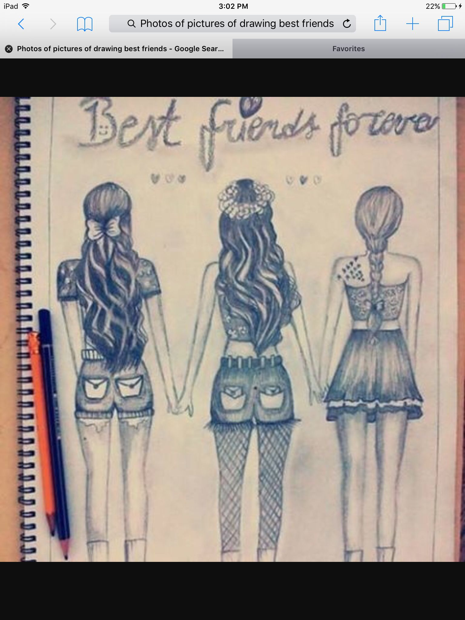Bff Drawings