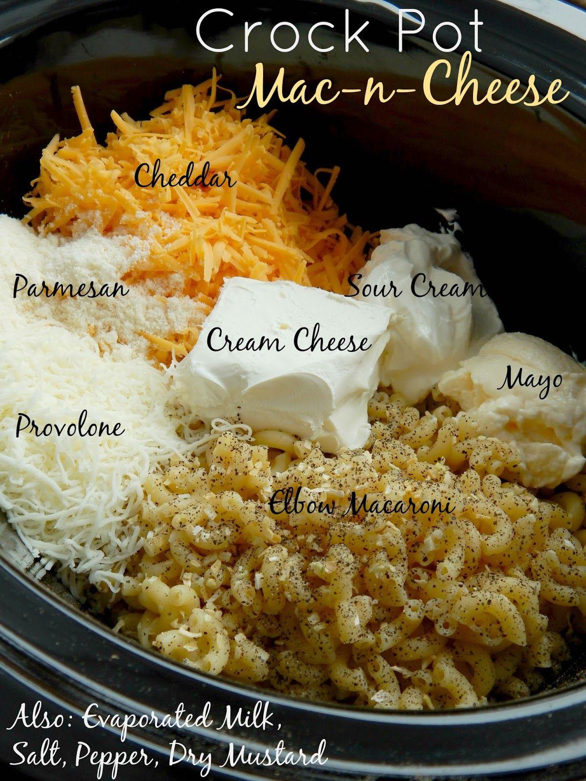 crock pot mac-n-cheese (sweetandsavoryfood.com)