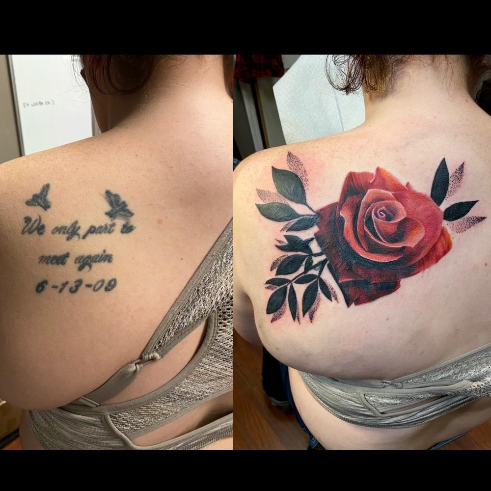 Jlynn Attaway Bossier City Tattoo Artist in 2020