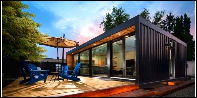 Le case dei container più cool in vendita in questo momento