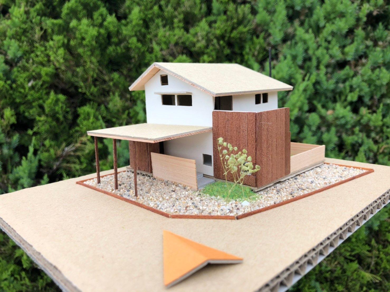 模型 住宅模型 家 住宅 木の家 木の家づくりの会 Beaver S 家