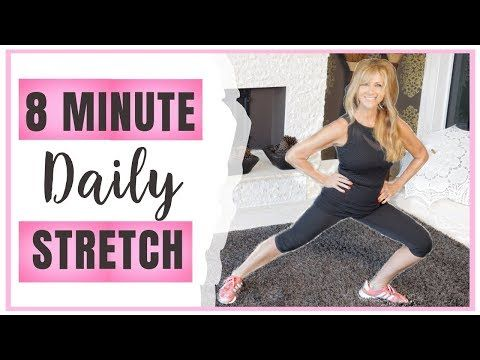 8 minute stretching routine for women emotional release