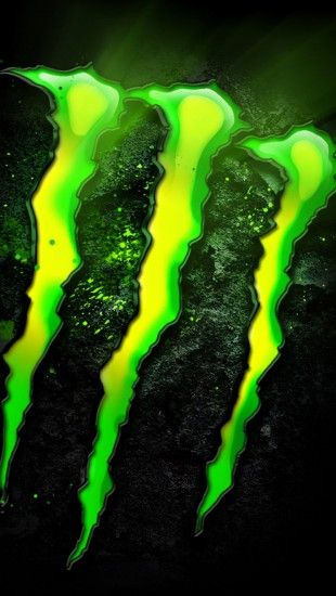 Monster Energy Logo #iphone #wallpaper