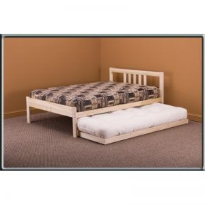 The Poplar Trundle Bed Is Amish Made It Fits Under The Amish Made