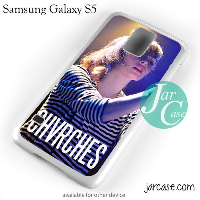 Lauren Mayberry Phone case for samsung galaxy S3/S4/S5