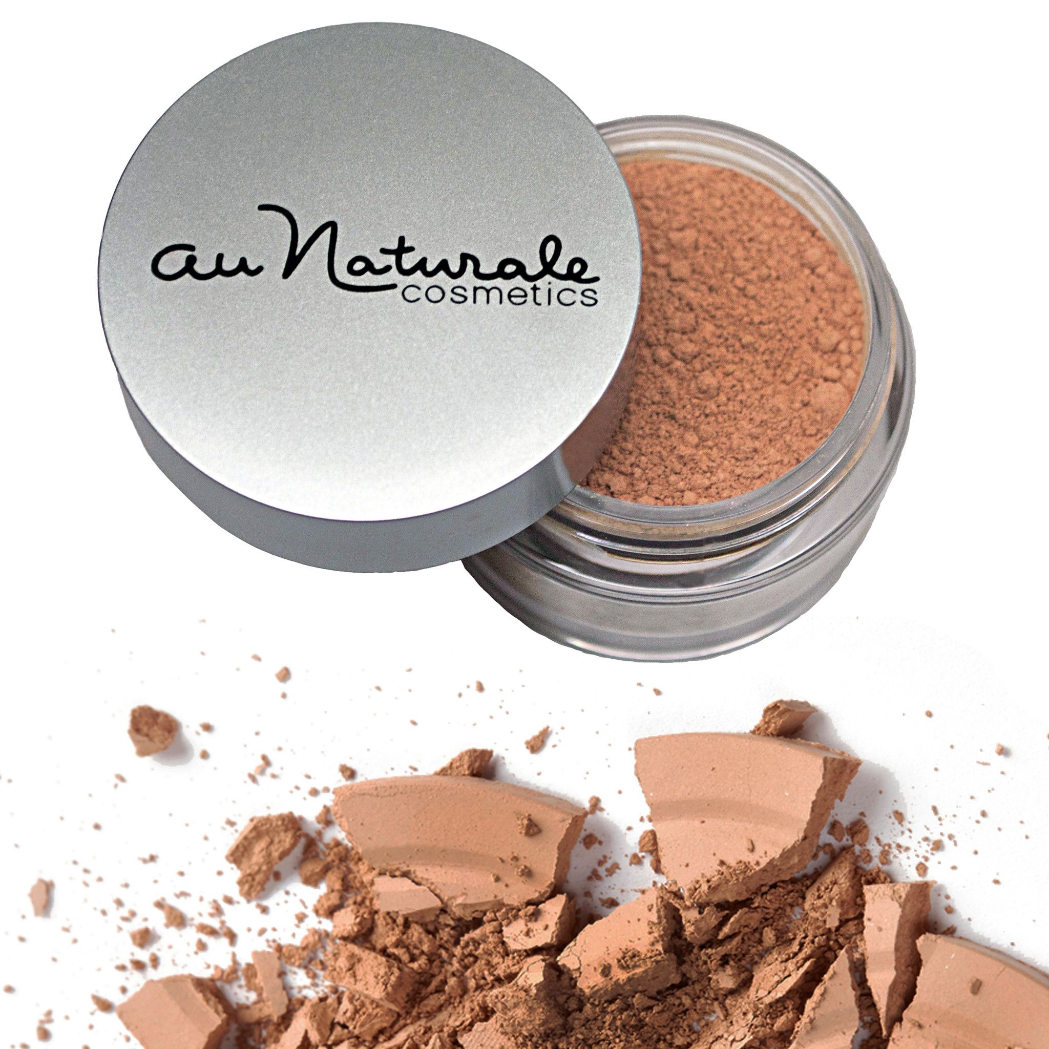 Powder Foundation in Cali Au Naturale Cosmetics Au